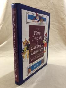 经典插图本:儿童文学经典 The world treasury of children's literature