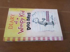 Diary of a Wimpy Kid #4 Dog Days 小屁孩日记4