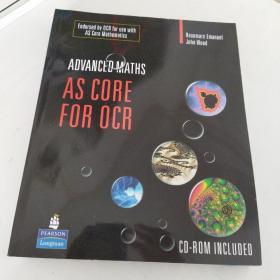 【外文原版】   ADVANCED MATHS AS CORE FOR OCR  以高等数学为核心的OCR