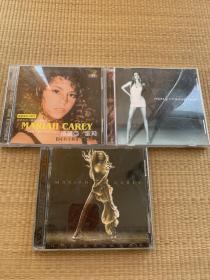 CD/玛丽亚.凯莉Mariah Carey同名专辑30元/张 我心无羁、THE EMANCIPATION   OF M IMI35元/张 祝福:20元/张