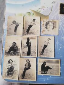 70到80年代美女照片9张