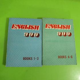 English Books900 1-3,4-6