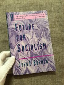 "Future for Socialism 社会主义的未来【""分析的马克思主义经济学""流派的主要代表人物为社会主义辩护。英文版】"