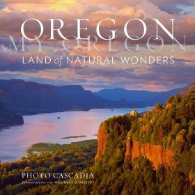 预订 Oregon, My Oregon俄勒冈州的自然风景,英文原版