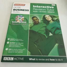 【外文原版】    Bitesize Interactive Revision Tutor: Business Studies GCSE