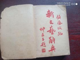 新文艺辞典