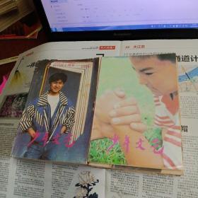 少年文艺(1993年1——12期全12册)