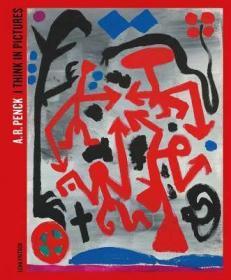 原版现货 彭克A.R. Penck 德国艺术家A.R.彭克(1939-2017)画册