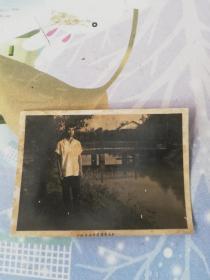 60年代广州市动物园照片一张