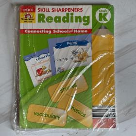 Skill Sharpeners Reading, Kindergarten