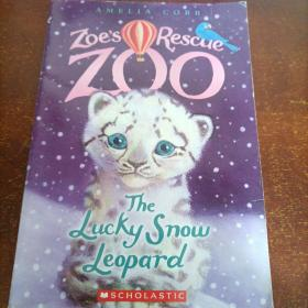 The Lucky Snow Leopard-幸运的雪的