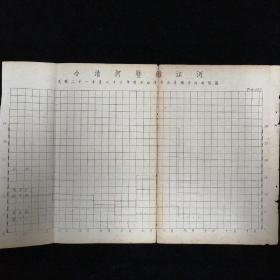 小清河勘探史料•1934年小清河暨绣江河(1932—1934年)各站逐月流量总平均曲线图