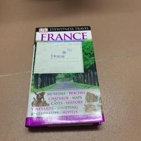 DKEyewitnessTravelGuide:France