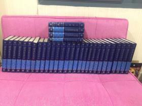Encyclopaedia Britannica 不列颠大英百科全书英文版1993版 共33册