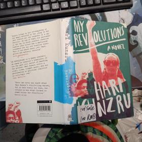 My Revolutions by Hari Kunzru (英国文学)英文原版书