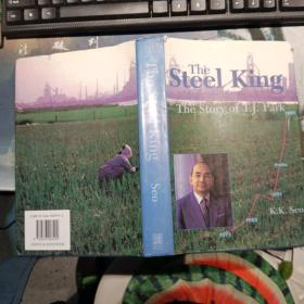 The Steel King:The story Of T.J.Park 《钢铁大王》【英文原版】