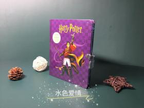 哈利·波特:魁地奇锁和钥匙日记Harry Potter: Quidditch Lock and Key Diary