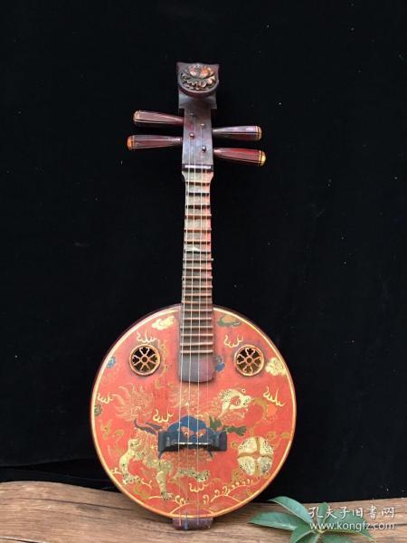 古代乐器阮