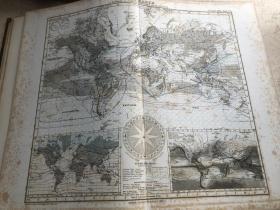 1877年世界地图