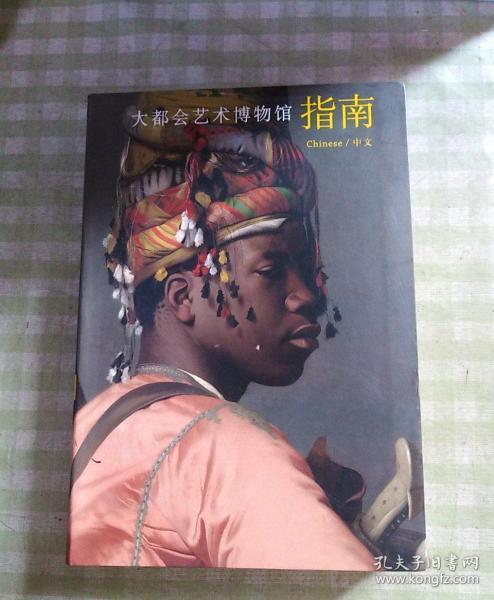 大都会艺术博物馆指南(中文)
