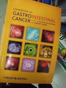 HANDBOOK GASTRO INTESTINAL CANCER   英文原版16开 彩色插图本