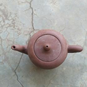 八十年代一厂老紫砂壶