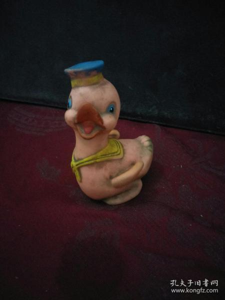 胶皮玩具鸭