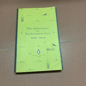 The Adventures of Huckleberry Finn (Penguin English Library)[哈克贝利·费恩历险记]