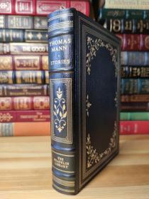 托马斯·曼  Five Stories  . Franklin Library 限量版 (The 100 greatest books of all time)