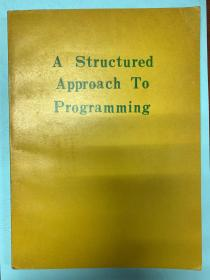 a structured approach to programming编程