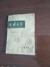 国外医学(口腔医学分册)(1989年双月刊全1-6期)合订