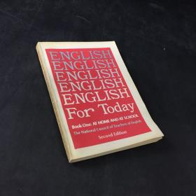 ENGLISH FOR TODAY BOOK 1(A-B):AT HOME AND AT SCHOOL