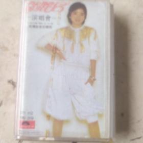 邓丽君演唱会(一)现场录音珍藏版1982年