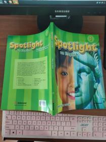 Spotlight on English 1练习册 美国本土小学英文教材