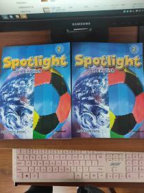 Spotlight on English 2+练习册(两本合售) 美国本土小学英文教材+练习册