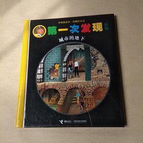 手电筒系列·第一次发现丛书:城市的地下