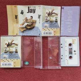 【原装正版磁带】周杰伦 精选专辑 上海音像公司出版发行