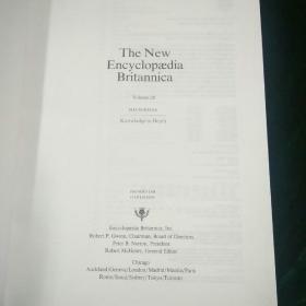 The New Encyclopaedia Britannica(大英百科全书)-(28)
