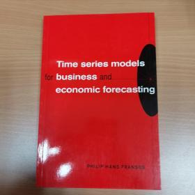 TimeSeriesModelsforBusinessandEconomicForecasting