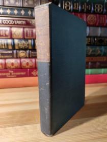 1906年精装小本  萧伯纳戏剧集 Plays: Pleasant And Unpleasant. The First Volume, Containing the Three Unpleasant Plays (Widowers' Houses, The Philanderer,   Mrs. Warren's Profession)