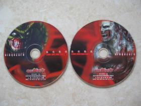 电玩新势力(2002-10)(生化危机典藏纪念)(全两碟)