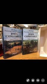 预售约翰·康斯特勃尔的早期绘画作品:文字和盘子The Early Paintings and Drawings of John Constable : Text and Plates