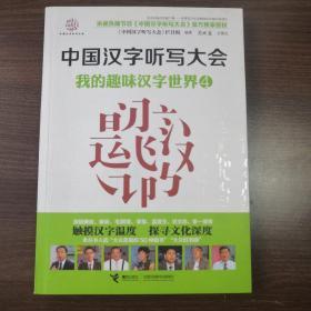 中国汉字听写大会:我的趣味汉字世界4
