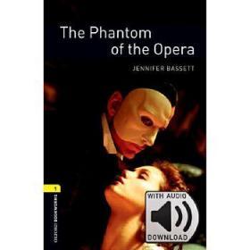 全新正版OxfordBookwormsLibrary:Level1:ThePhantomo