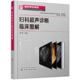 妇科超声诊断临床图解 陈萍  主编 9787122344359 化学工业出版社 正版图书