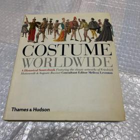 Costume Worldwide:A Historical Sourcebook