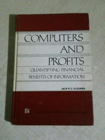 COMPUTERS AND PROFITS,QUANTIFYING FINANCIAL  BENEFITS OF INFORMATION