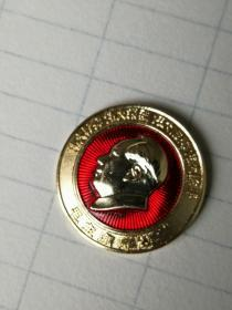 毛主席像章,伟大导师,伟大领袖,伟大统帅,伟大舵手