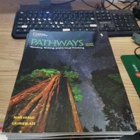 国家地理英语教材 PATHWAYS: Reading, Writing, and Critical Thinking(路径:阅读、写作和批判性思维)第二版