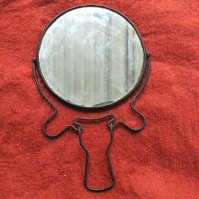 文革老镜子,有毛主席语录